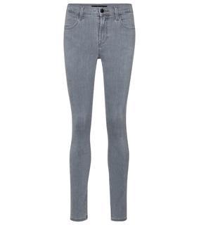 J Brand - Mid-Rise Skinny Jeans Sophia