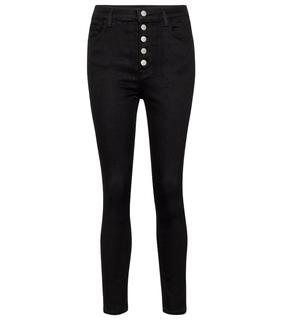 J Brand - High-Rise Skinny Jeans Lillie