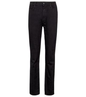 J Brand - High-Rise Straight Jeans Tegan