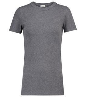 Brunello Cucinelli - T-Shirt aus Baumwolle