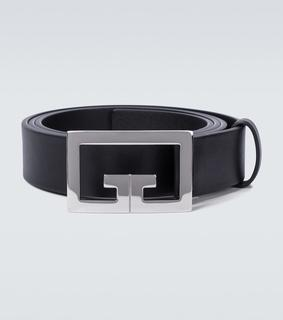 Givenchy - Gürtel 2G aus Leder