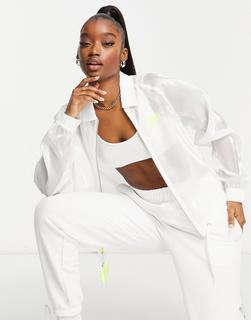 Nike - Air – Jacke in Weiß