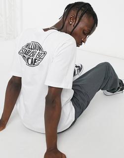Dickies - Warped – Weißes T-Shirt