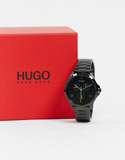 Boss - Hugo Boss Risk Armbanduhr-Schwarz