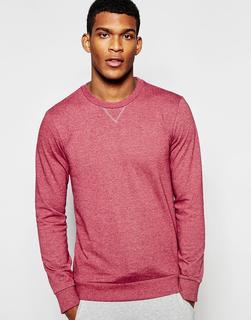 United Colors of Benetton - Sweatshirt-Rot