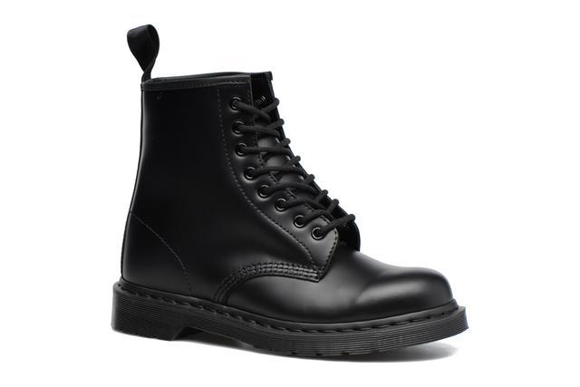 DR. MARTENS - 1460 MONO - Stiefeletten & Boots für Damen / schwarz