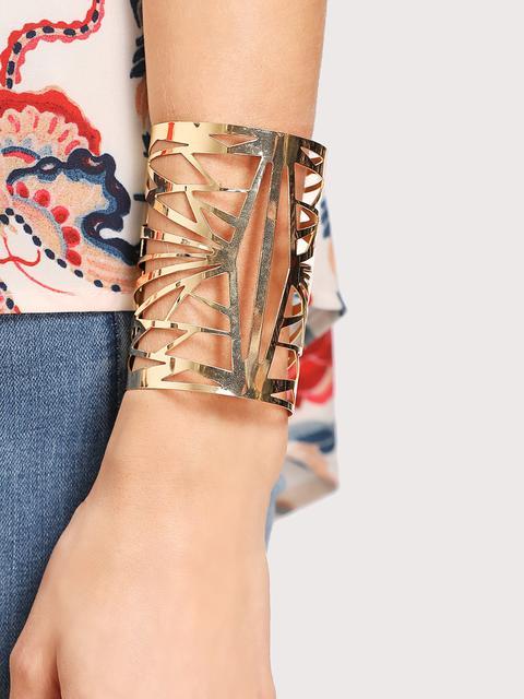 SheIn - Cut Out Cuff Bracelet