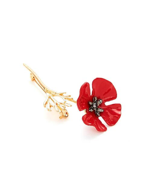 SheIn - Flower Design Brooch 1pc