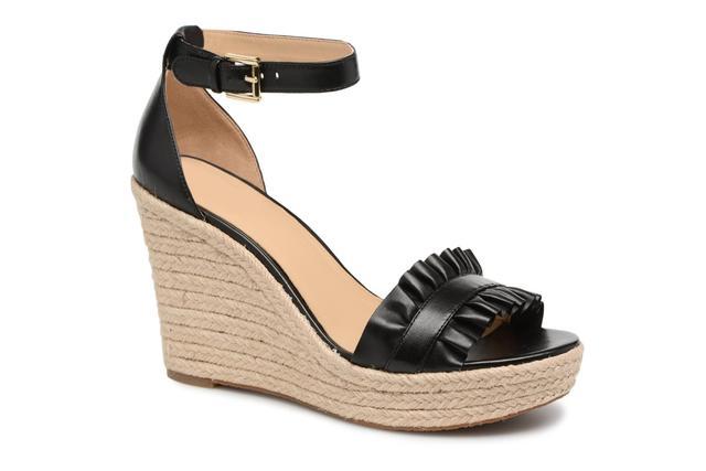 MICHAEL Michael Kors - Bella wedge - Sandalen für Damen / schwarz