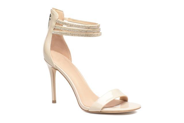 guess - Kathy - Sandalen für Damen / beige