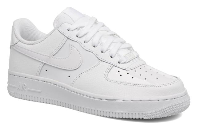 Nike - Women Air Force 1 '07 - Sneaker für Damen / weiß