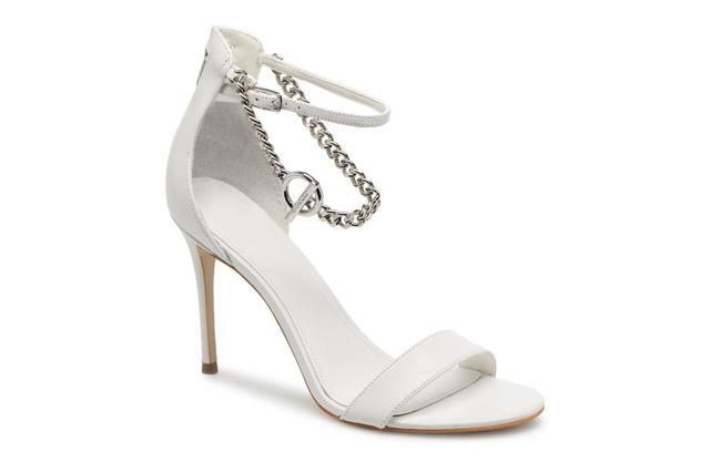 guess - KONCETA - Sandalen für Damen / weiß
