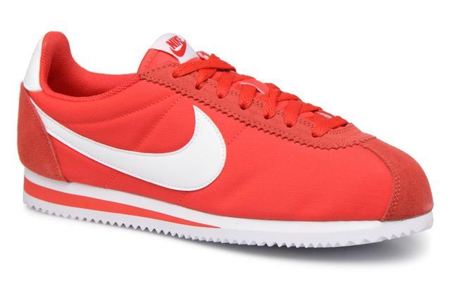 Nike - Classic Cortez Nylon - Sneaker für Herren / rot
