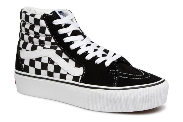 Vans - SK8 Hi Platform - Sneaker für Damen / schwarz