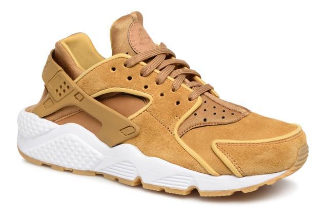 Nike - Wmns Air Huarache Run Prm - Sneaker für Damen / gelb
