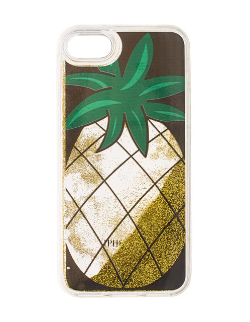 Iphoria - iPhone 7/8 Pineapple Glitter Multicolor