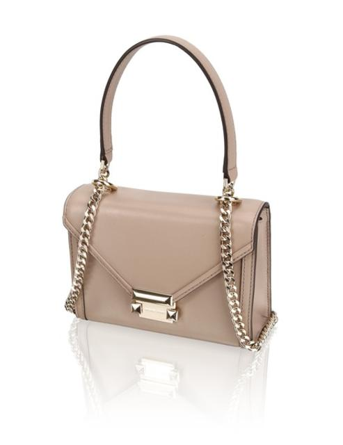 MICHAEL KORS - Mini Bag Michael Kors beige