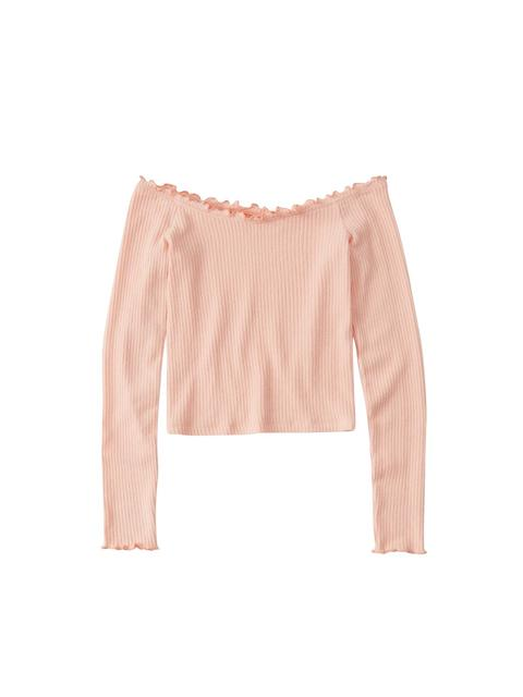 Abercrombie & Fitch - Shirt ´LS COZY FASHION´