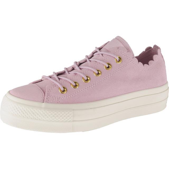 CONVERSE - Samt-Sneaker ´Chuck Taylor All Star ox´