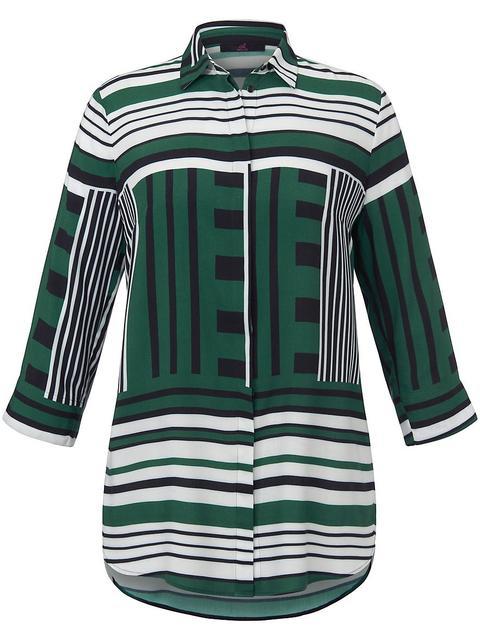 Emilia Lay - Patchwork print blouse Emilia Lay multicoloured