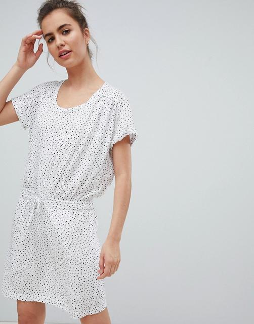 Volcom - Weißes Kleid - Weiß