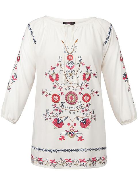 Emilia Lay - Tunic top  raglan sleeves Emilia Lay multicoloured