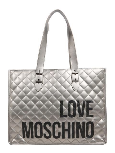 Love Moschino - Shopper ´BORSA QUILTED NAPPA PU NERO´
