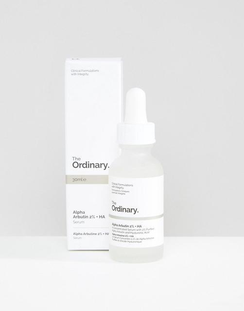 The Ordinary - Alpha Arbutin 2% + HA 30 ml-Keine Farbe