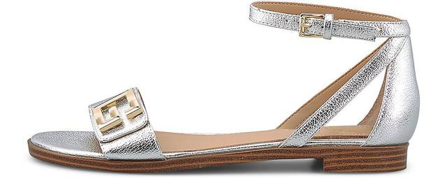 guess - Sandale Rashida 2 in silber, Sandalen für Damen