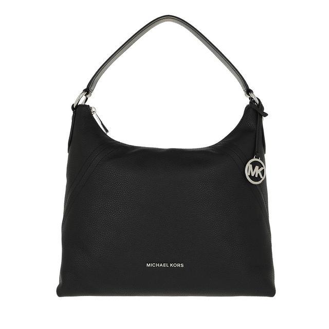 MICHAEL KORS - Hobo Bag - Aria LG Shoulder Bag Black - in schwarz - für Damen