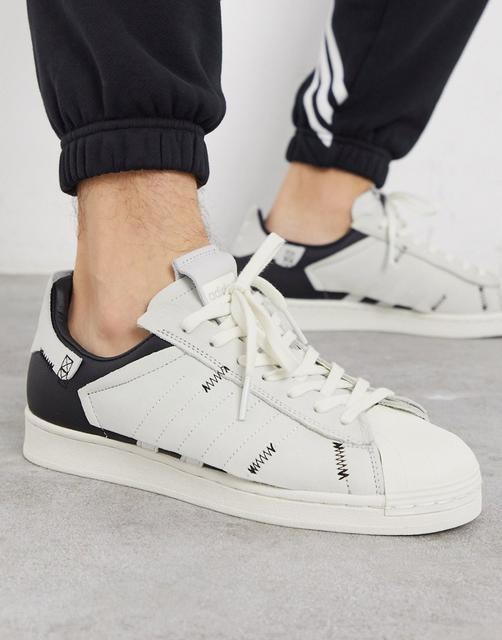 adidas Originals - Ssuperstar WS1 Workshop – Sneaker in Weiß