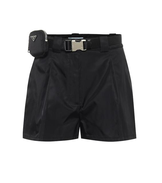 Prada - Shorts aus Nylon