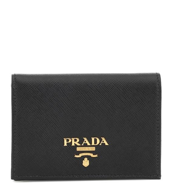 Prada - Portemonnaie aus Saffiano-Leder