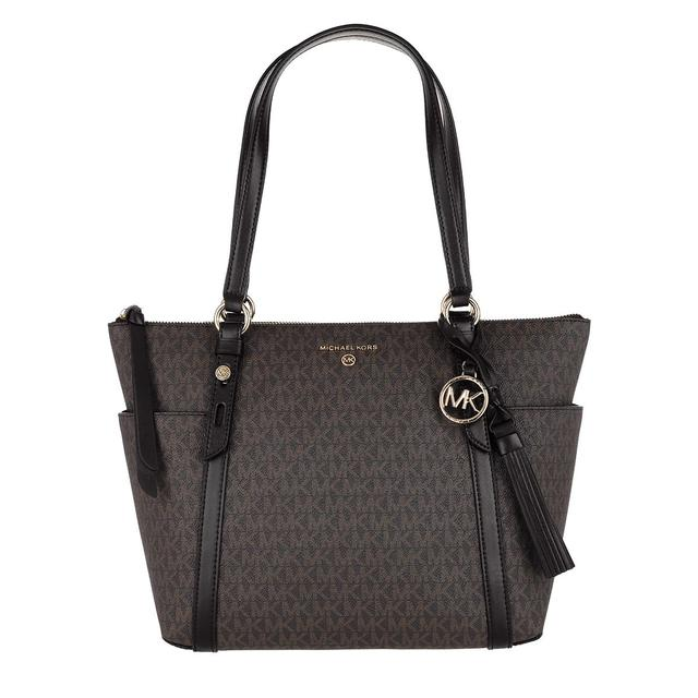 MICHAEL KORS - Tote - Medium Tote Bag Brown/Black - in braun - für Damen