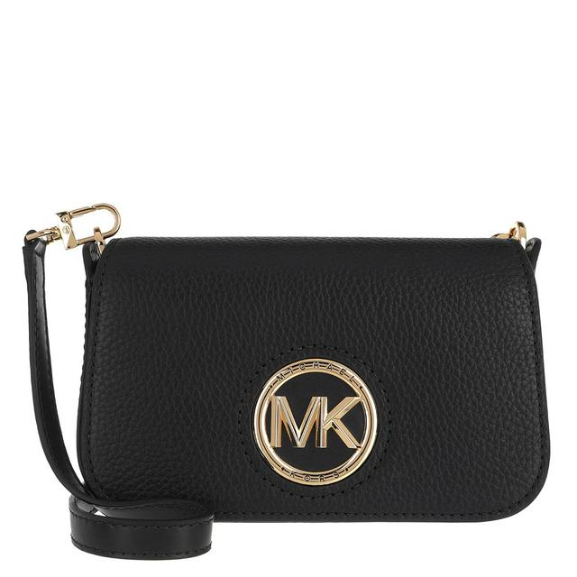 MICHAEL KORS - Umhängetasche - Samira Small Convertible Crossbody Bag Black - in schwarz - für Damen