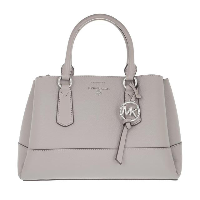 MICHAEL KORS - Tote - Medium Satchel Pearl Grey - in grau - für Damen