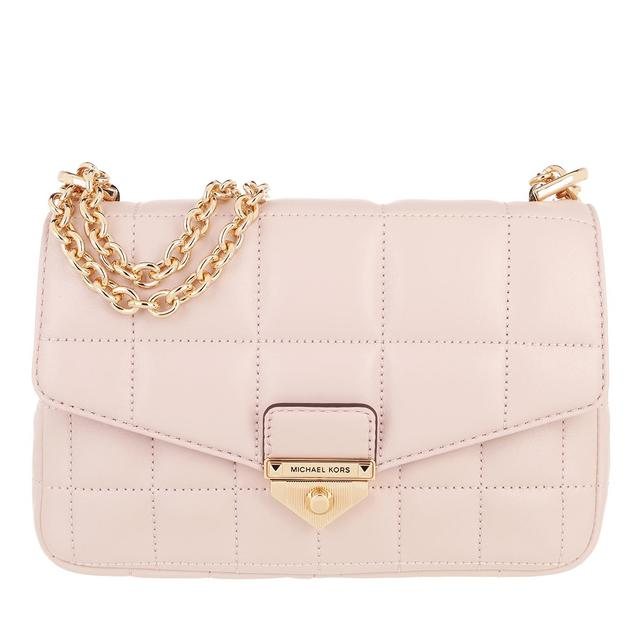 MICHAEL KORS - Umhängetasche - Small Chain Shoulder Soft Pink - in rosa - für Damen
